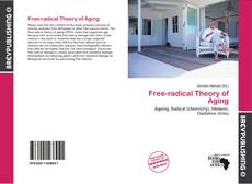 Couverture de Free-radical Theory of Aging