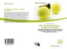 Copertina di 2011 Malaysian Open – Singles Qualifying