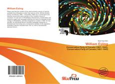 Bookcover of William Esling