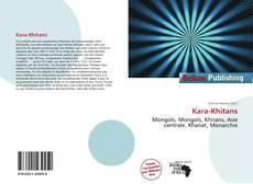 Portada del libro de Kara-Khitans