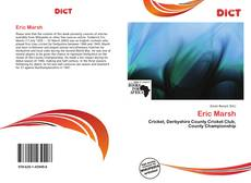 Bookcover of Eric Marsh