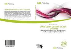Обложка 2009 Open Castilla y León – Doubles