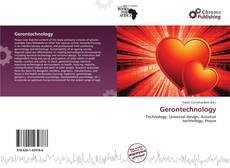 Gerontechnology的封面