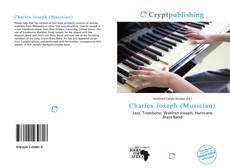 Bookcover of Charles Joseph (Musician)