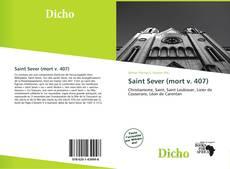 Bookcover of Saint Sever (mort v. 407)