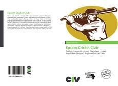 Portada del libro de Epsom Cricket Club