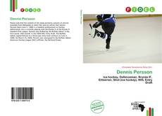 Bookcover of Dennis Persson