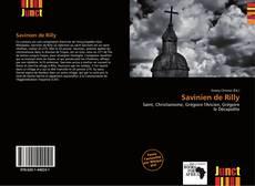 Copertina di Savinien de Rilly