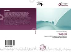 Bookcover of Ouzbeks
