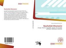 Couverture de Rouhollah Khomeini