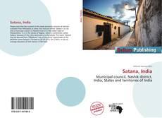 Borítókép a  Satana, India - hoz