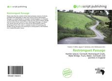 Bookcover of Restronguet Passage