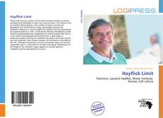 Bookcover of Hayflick Limit