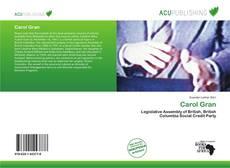 Bookcover of Carol Gran