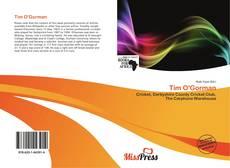 Bookcover of Tim O'Gorman