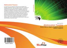 Portada del libro de Abdessalam Yassine