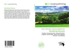 Bookcover of Quaking Houses