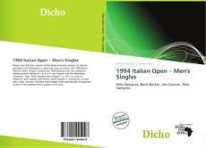 Borítókép a  1994 Italian Open – Men's Singles - hoz