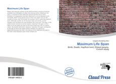 Copertina di Maximum Life Span