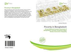 Bookcover of Poverty in Bangladesh