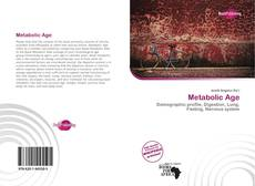 Bookcover of Metabolic Age