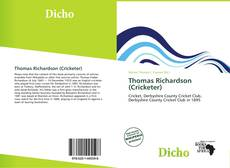 Bookcover of Thomas Richardson (Cricketer)