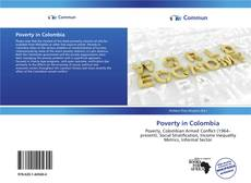 Bookcover of Poverty in Colombia