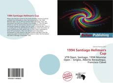 Buchcover von 1994 Santiago Hellman's Cup