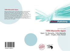 Bookcover of 1994 Marseille Open