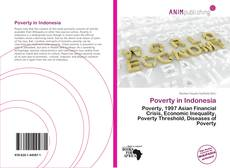 Bookcover of Poverty in Indonesia