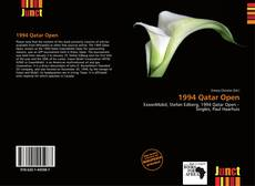 Couverture de 1994 Qatar Open