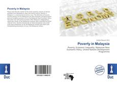Bookcover of Poverty in Malaysia