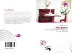 Bookcover of Frank Rehak