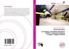 Buchcover von Brett Sutter
