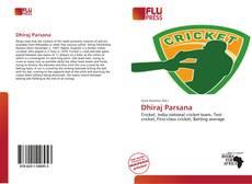 Dhiraj Parsana kitap kapağı