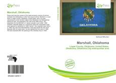 Buchcover von Marshall, Oklahoma