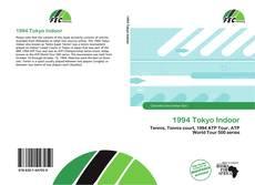 Bookcover of 1994 Tokyo Indoor
