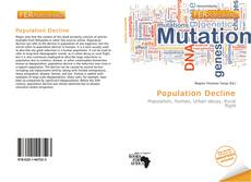 Bookcover of Population Decline