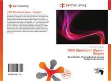 Borítókép a  1995 Stockholm Open – Singles - hoz