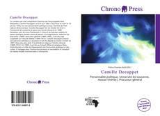 Обложка Camille Decoppet