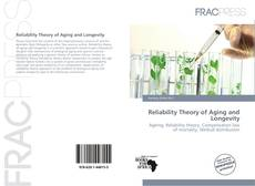 Bookcover of Reliability Theory of Aging and Longevity