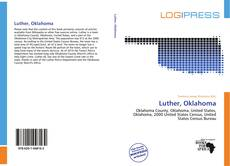Bookcover of Luther, Oklahoma
