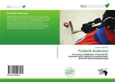 Buchcover von Frederik Andersen