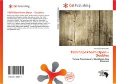 1969 Stockholm Open – Doubles的封面