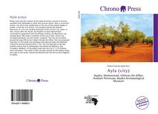 Ayla (city) kitap kapağı