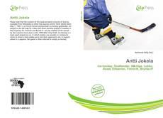 Buchcover von Antti Jokela