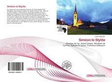 Couverture de Siméon le Stylite