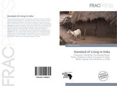 Borítókép a  Standard of Living in India - hoz