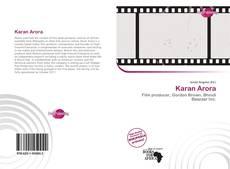 Buchcover von Karan Arora