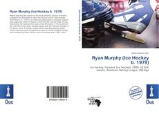 Ryan Murphy (Ice Hockey b. 1979) kitap kapağı